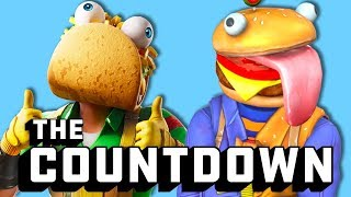 Ranking Fortnite Food Skins From Rotten To Fresh   The Countdown