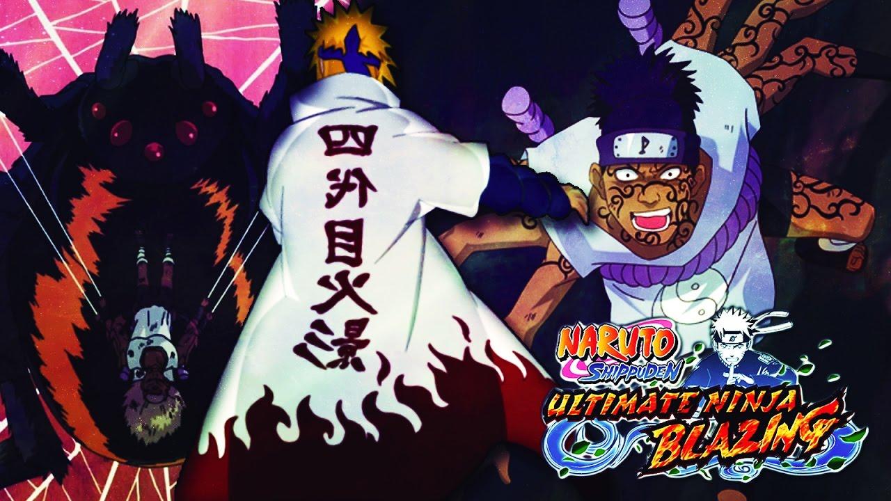** KIDOMARU RAID, NEWS & MORE ** ** Naruto Shippuden Ultimate Ninja Blazing ** - YouTube