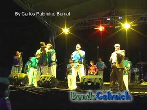 Banda COHUICH / Cumbia de Voz LIVE !