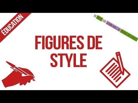 Les Figures de Style [principales, niveau collège/lycée]