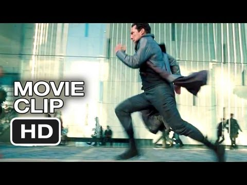 Star Trek Into Darkness Movie   San Francisco Pursuit 2013  Chris Pine Movie HD
