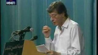محمود درويش - قصيدة جدارية (3)