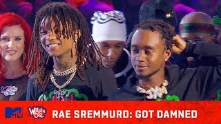 Rae Sremmurd Dropped Some Fire Burns! 🔥 | Wild 'N Out | #GotDamned