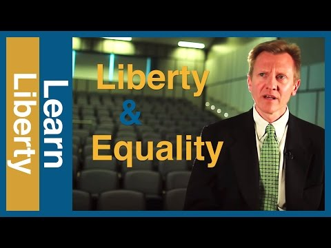 Liberty & Equality - Learn Liberty