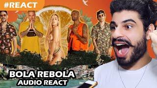 Baixar Anitta, MC Zaac, J Balvin, Tropkillaz - Bola Rebola (Audio REACT) | Reação e comentários