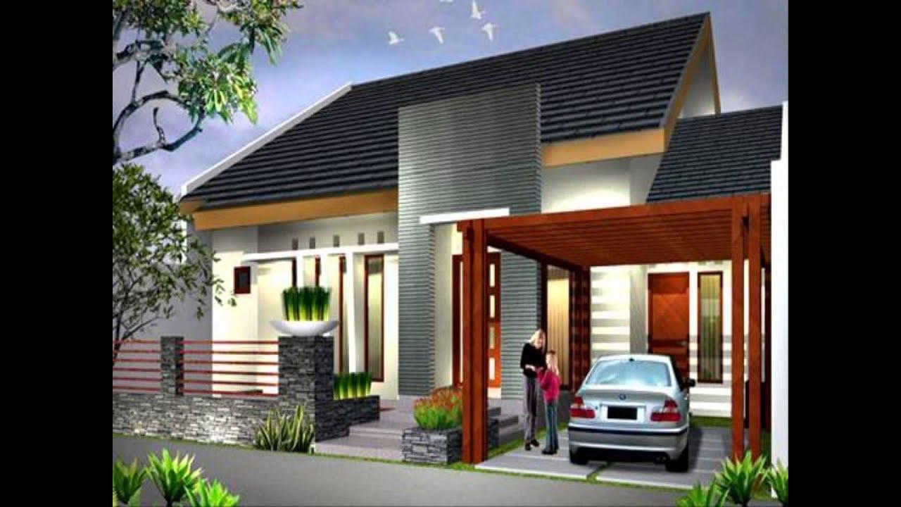 Desain Rumah Minimalis Modern 2 Lantai Desain Ruko Hotel Villa