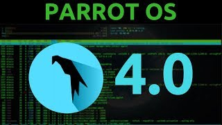 Parrot OS 4.0.1 Review - New System Updates & Changes