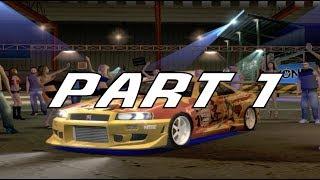 street Racing Syndicate - Part 1 : First Race  Walkthrough  HD  1080p