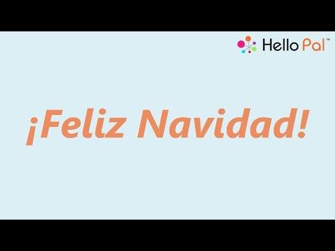 ¿Cómo Se Dice: ¡Feliz Navidad!... en 6 Idiomas Diferentes?