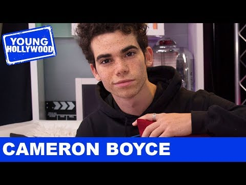 Cameron Boyce Talks Descendants 3 & Photobombing Millie Bobby Brown at the Emmys!