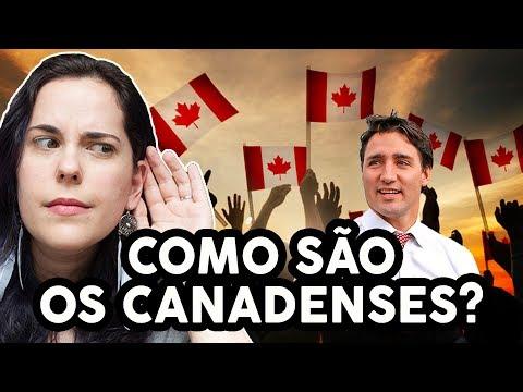 COMO SÃO OS CANADENSES? - Relatos de brasileiras a respeito da população canadense