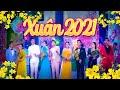 Nhạc Xuân 2021 ♪ Mừng Xuân Tân Sửu - Xuân Đến Với Mọi Nhà ♪ Diễm Thùy , Lưu Ánh Loan ,  Phan Ý Linh