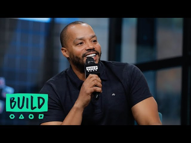 """Donald Faison Thought No One Would Ever See \""""Clueless\"""""""