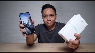 UNBOXING:HUAWEI NOVA 4 (MALAYSIA)