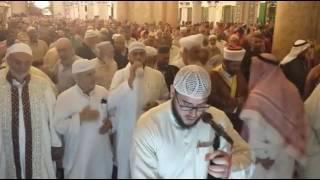تراويح ليلة 17 رمضان . 2017 . 1438 من المسجد الاقصى المبارك