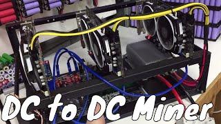 BatteryHasher V5 - Solar Crypto Mining