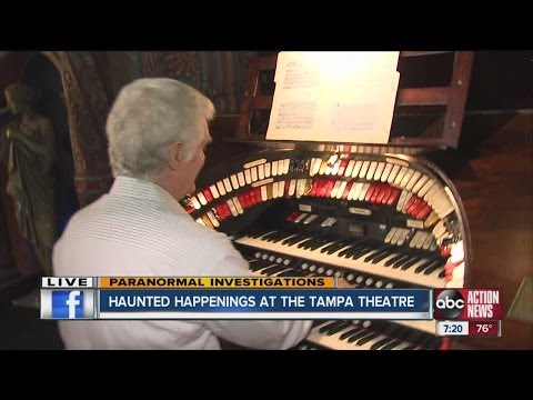 ABC Action News: Weekend Edition: Ghost Hunting at the Tampa Theatre