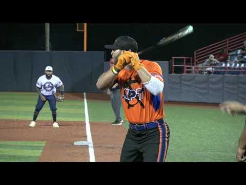 Anarchy/MPT Vs Dan Smith - CONDENSED GAME - 2020 USSSA Major World Series