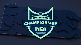 Pennsylvania Interscholastic Esports Association Logo