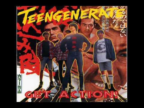 Teengenerate - Get Action! (Full Album)