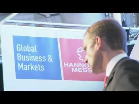 HANNOVER MESSE Global Business & Markets 2013