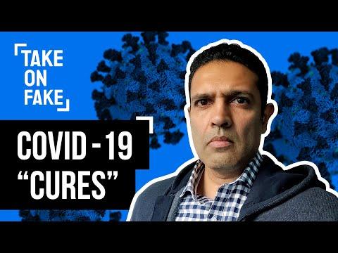 COVID-19 Fake Cures and False Diagnoses