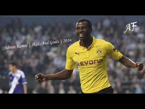 Adrian Ramos  Skills And Goals  Borussia Dortmund  2016