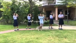 เพลงค่านิยมหลักคนไทย 12 ประการ โดย นักเรียนชั้นมัธยมศึกษาปีที่ 4/7 โรงเรียนหนองฉางวิทยา