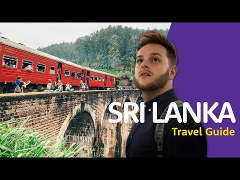 🇱🇰 Sri Lanka Travel Guide 🇱🇰 | Travel better in SRI LANKA!