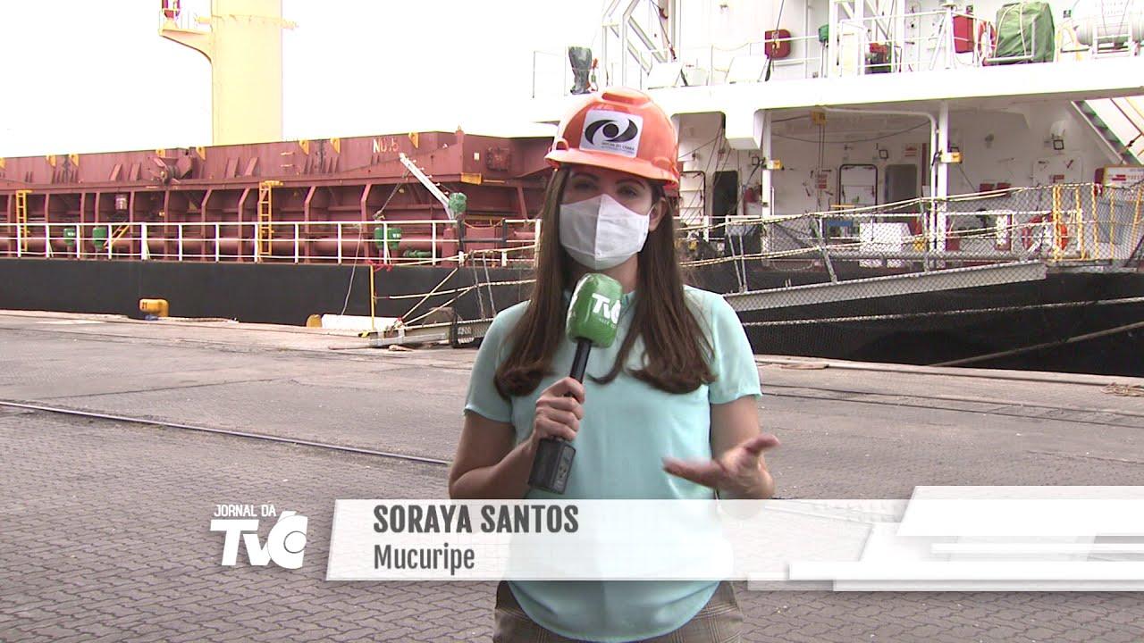 VÍDEO: Exportação de trigo cresce 10% em comparação a 2019 - Reportagem da TVC