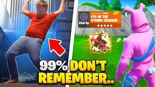 30 Things Only Fortnite Chapter 1 Players Remember