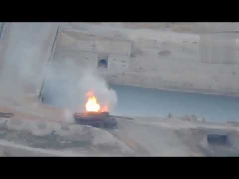 TOW MISSILE OBLITERATING