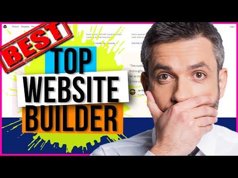 BEST WEBSITE Builders Review - Best Website Builders for Beginners