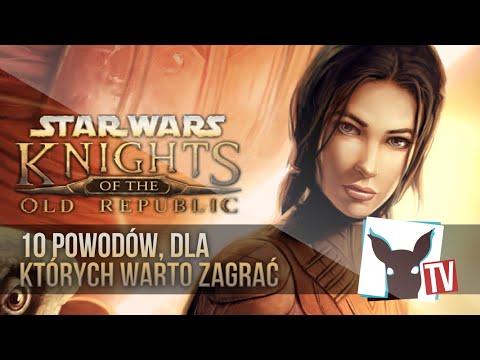 Knights of the Old Republic - 10 powodów, dla których warto zagrać (recenzja) | ZagrajnikTV