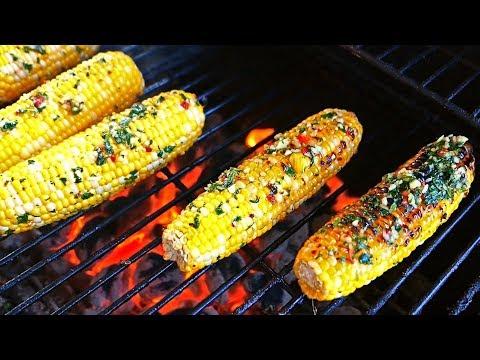 Tasty Grilled Corn | Taste Of Trini