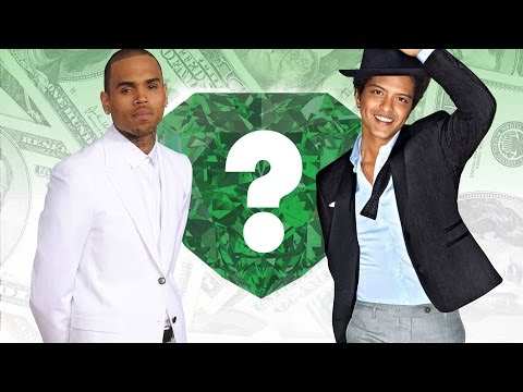 WHO'S RICHER? - Chris Brown or Bruno Mars? - Net Worth Revealed! (2016)