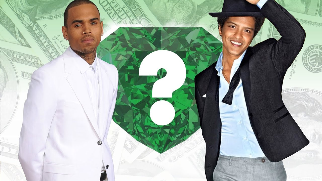 WHO'S RICHER? - Chris Brown or Bruno Mars? - Net Worth ...