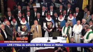 Messe en Wallon 2014