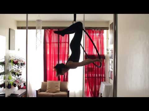 Beginner Lyra/Aerial Hoop