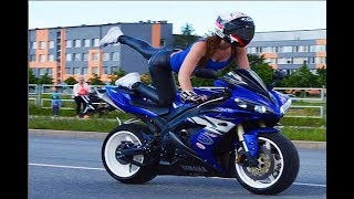 Motorcycle Fail Win Compilation 2017 #2