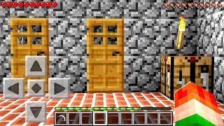 PLAYING THE OLDEST MINECRAFT POCKET EDITON MAP! (2010)