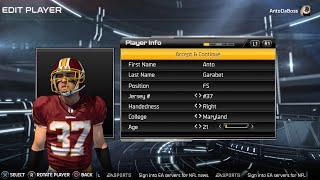 Madden 15 Career Mode - The Creation Ep.1