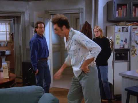 The Best Kramer Entrance from Seinfeld (7x06 - The Soup ...