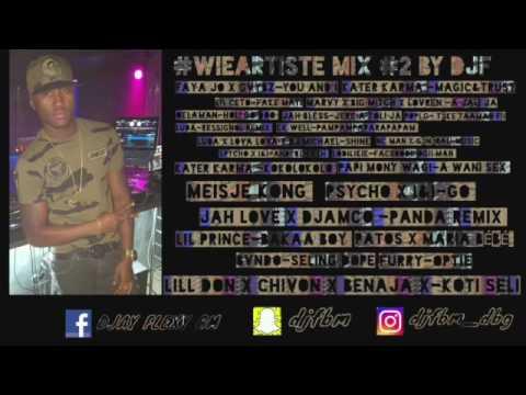 WIEARTISTE MIX#2 BY DJF