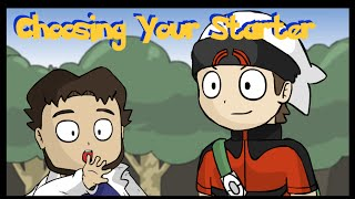 Choosing your starter (Pokemon Parody) - HDRevill
