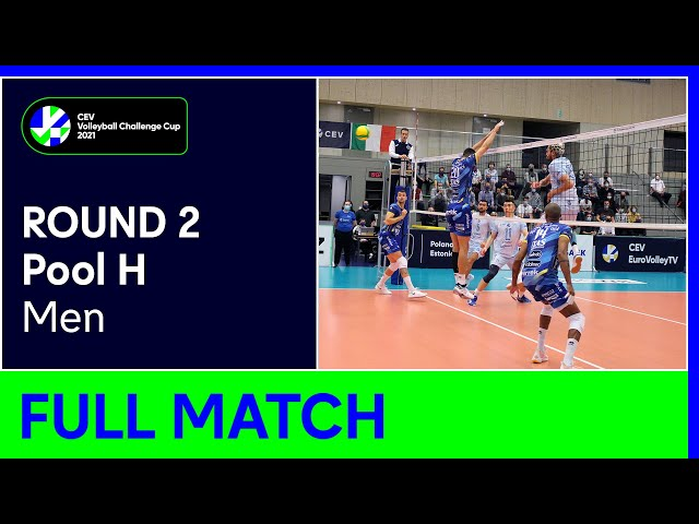 Dinamo MOSCOW vs. TRENTINO Itas - Champions League Volley 2021 Men Round 2
