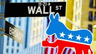 From youtube.com: Corporate Democrats Side With Wall Street {MID-289924}