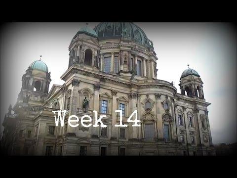 Week 14 aka going to Berlin and Copenhagen
