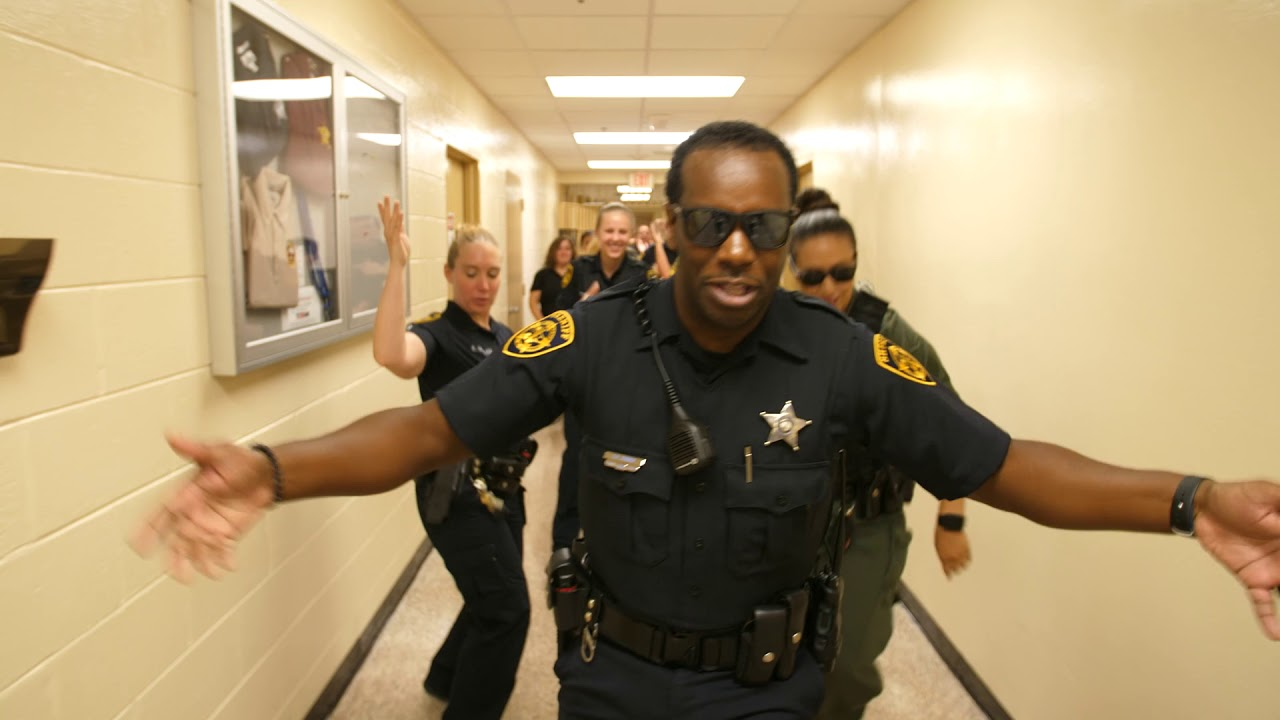 Virginia Beach Sheriff's Office Lip Sync Challenge Video