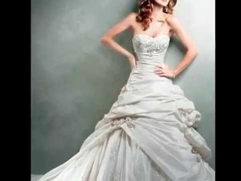 Красивейшие свадебные платья. Подборка 4. Wedding dresses.